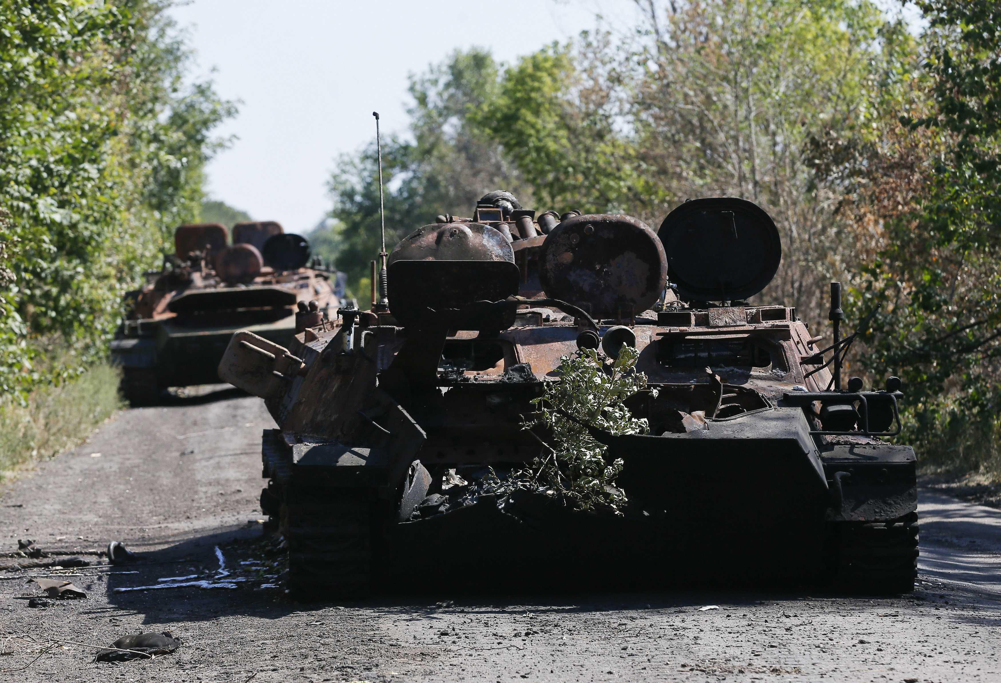Луценко пообещал сенсацию в деле об Иловайской трагедии