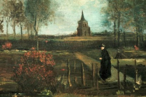 """В Нидерландах из закрытого на карантин музея украли """"Весенний сад"""" Ван Г..."""