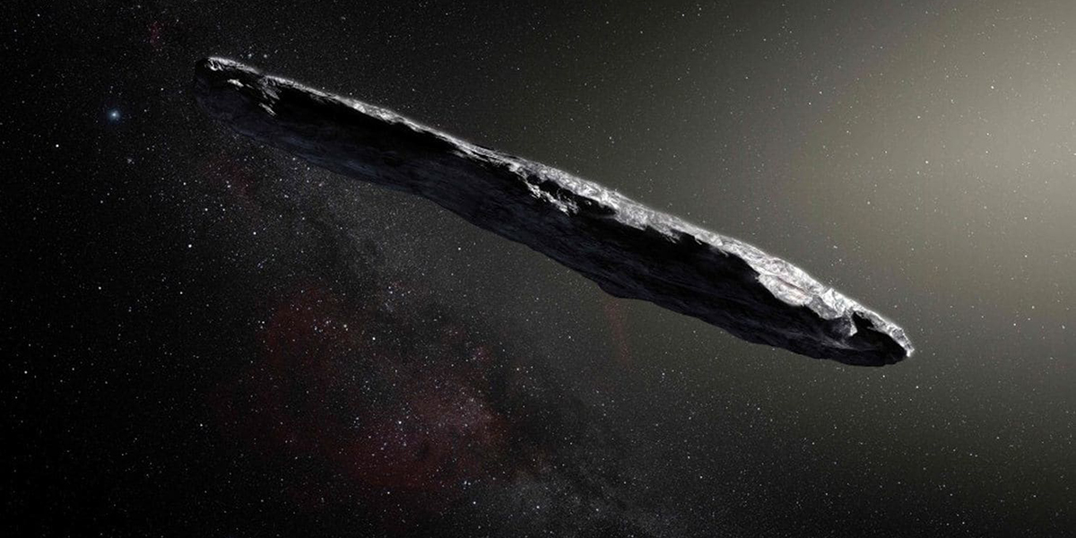 Астрофизики не нашли следов инопланетян на межзвездном астероиде