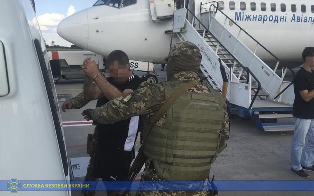 СБУ с Интерполом поймали наркоторговца, которого искали 8 лет