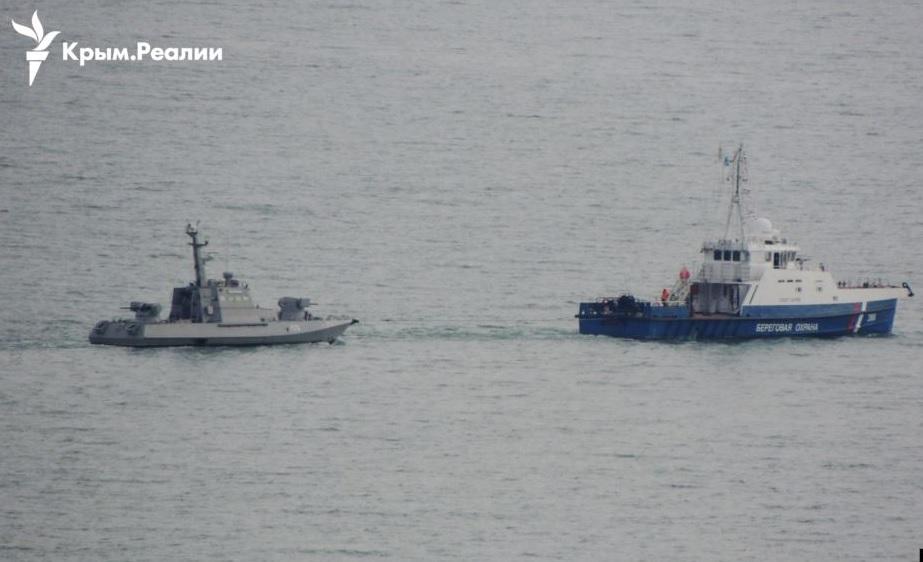 Год в плену. Россия вернула Украине захваченные в Керченском проливе кор...
