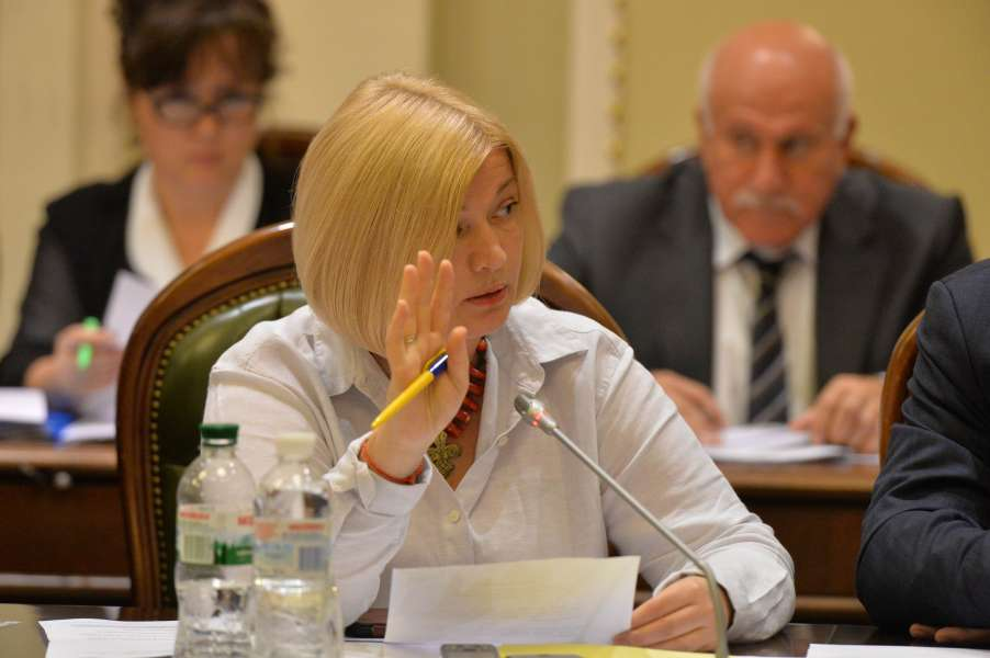 """Фракция """"Евросолидарность"""" требует отменить голосование за проект об имп..."""