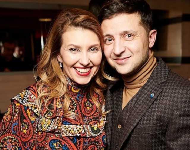 Елена Зеленская о статусе первой леди: Огромная ответственность