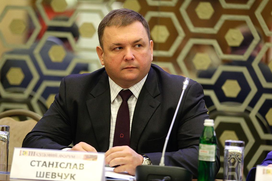 Конституционный суд рассмотрит вопрос об отставке председателя Шевчука,...