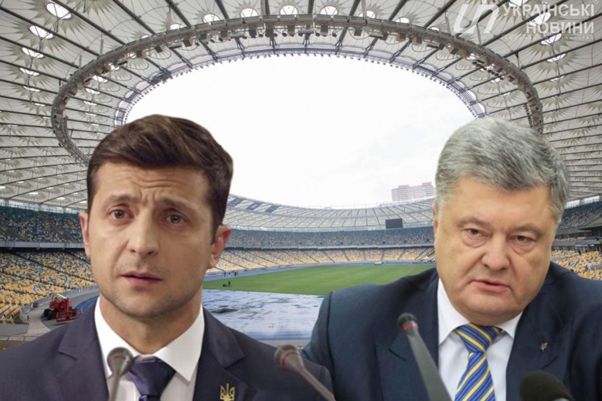 Зеленскому не удастся избежать дебатов, – штаб Порошенко