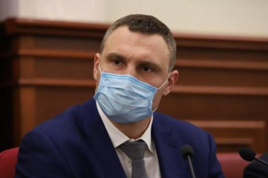 За сутки коронавирус обнаружили еще у 244 киевлян, – Кличко