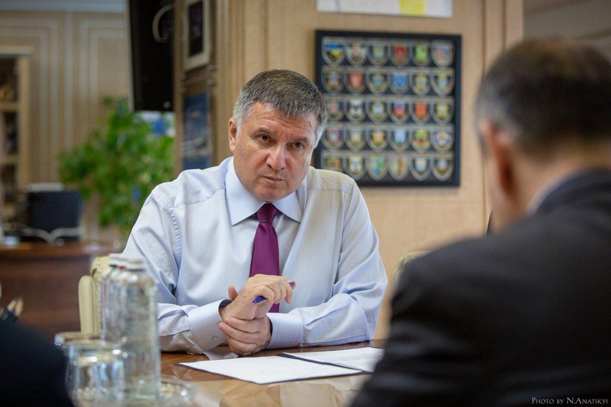 Приговор Маркиву вредит отношениям Украины и Италии, – Аваков