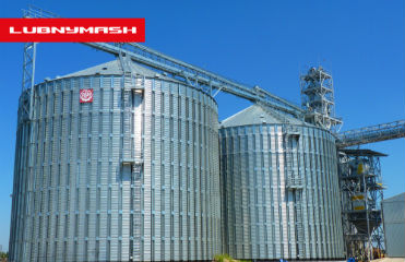 Зернохранилища «Lubnymash» — залог успешного бизнеса