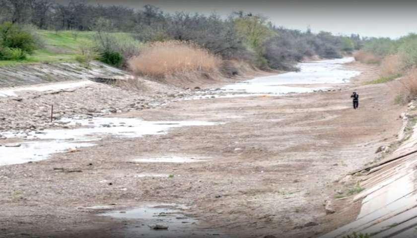 Россия сначала должна признать себя агрессором, – Кислица о воде в Крым