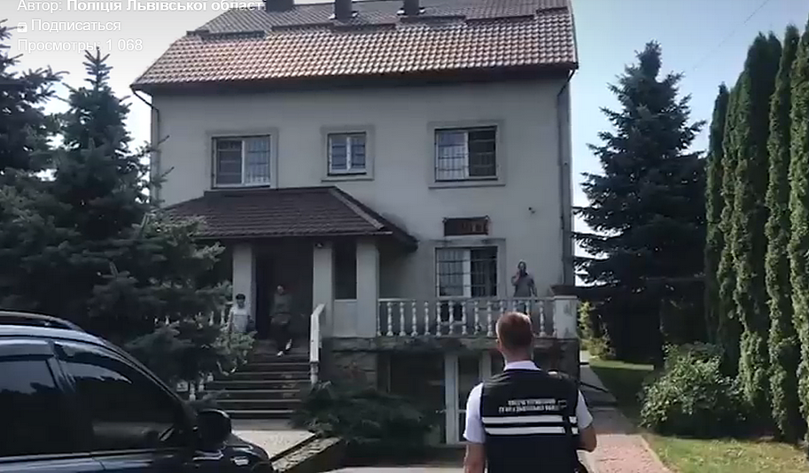 На Львовщине выявили частную тюрьму: люди удерживали там родственников