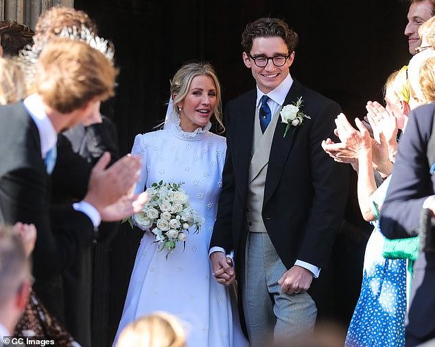 Бывшая девушка принца Гарри певица Элли Голдинг вышла замуж. Принца на с...