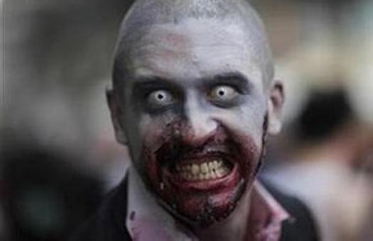 В Айове избит «зомби»
