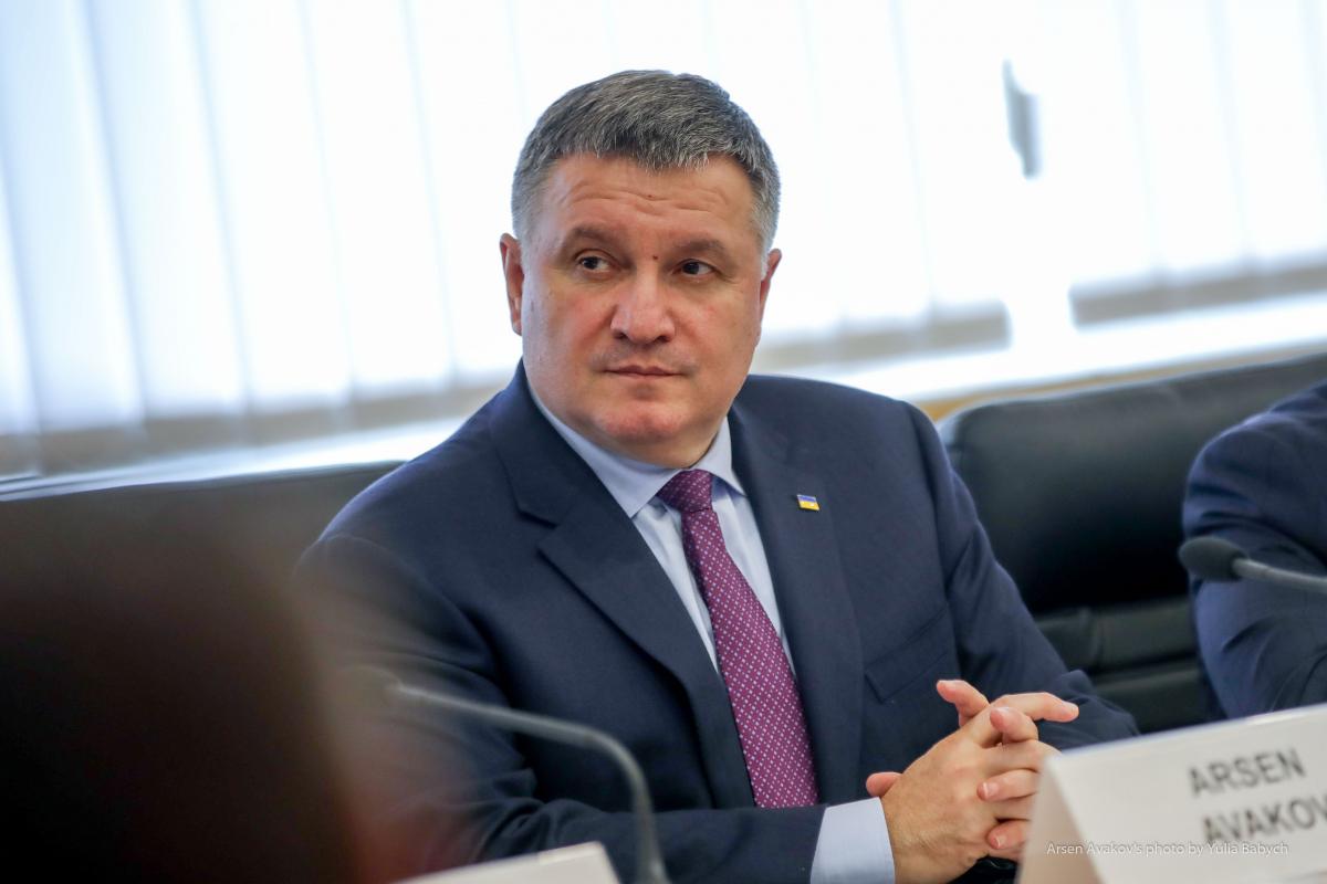 Аваков не собирается в отставку после убийства мальчика в Переяславе