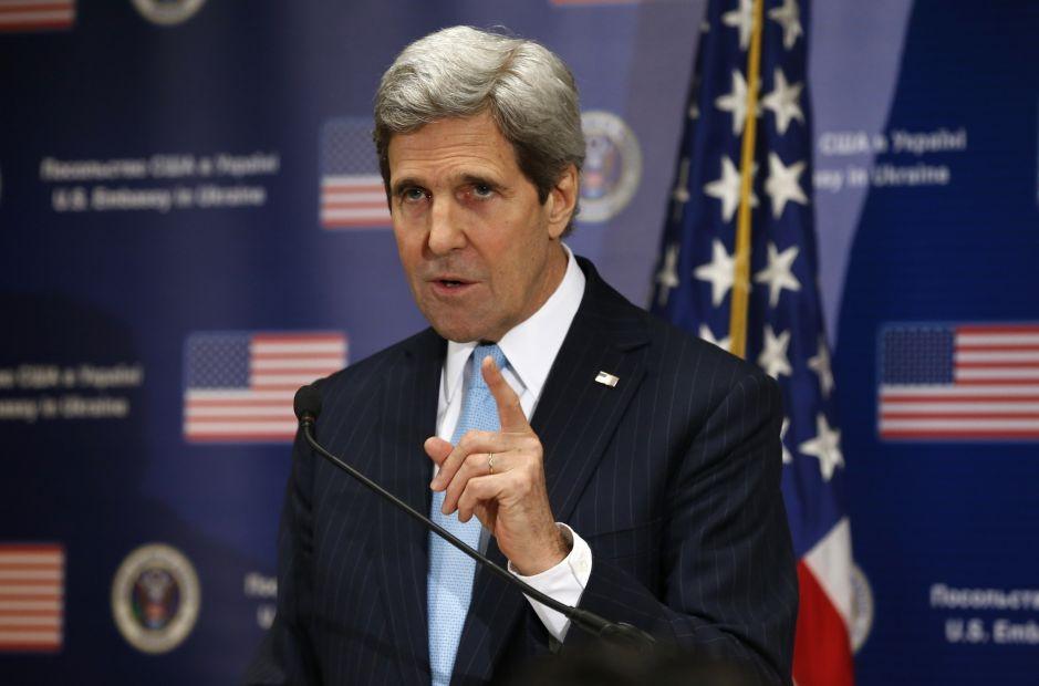 Джон Керри отказался от участия в выборах президента в пользу Байдена