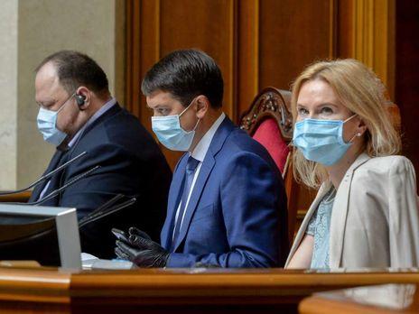 Рада перенаправила 1,26 млрд грн на местные выборы, но сами выборы пока...