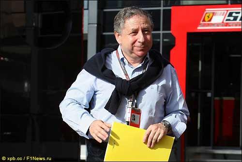 Жан Тодт избран новым президентом FIA