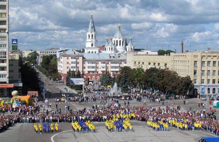 Украинцы назвали Житомир лучшим городом Украины,  – опрос