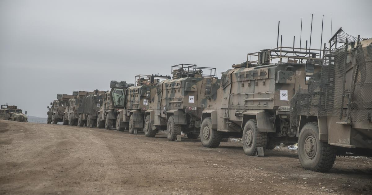 Турция начала военную операцию в сирийской провинции Идлиб