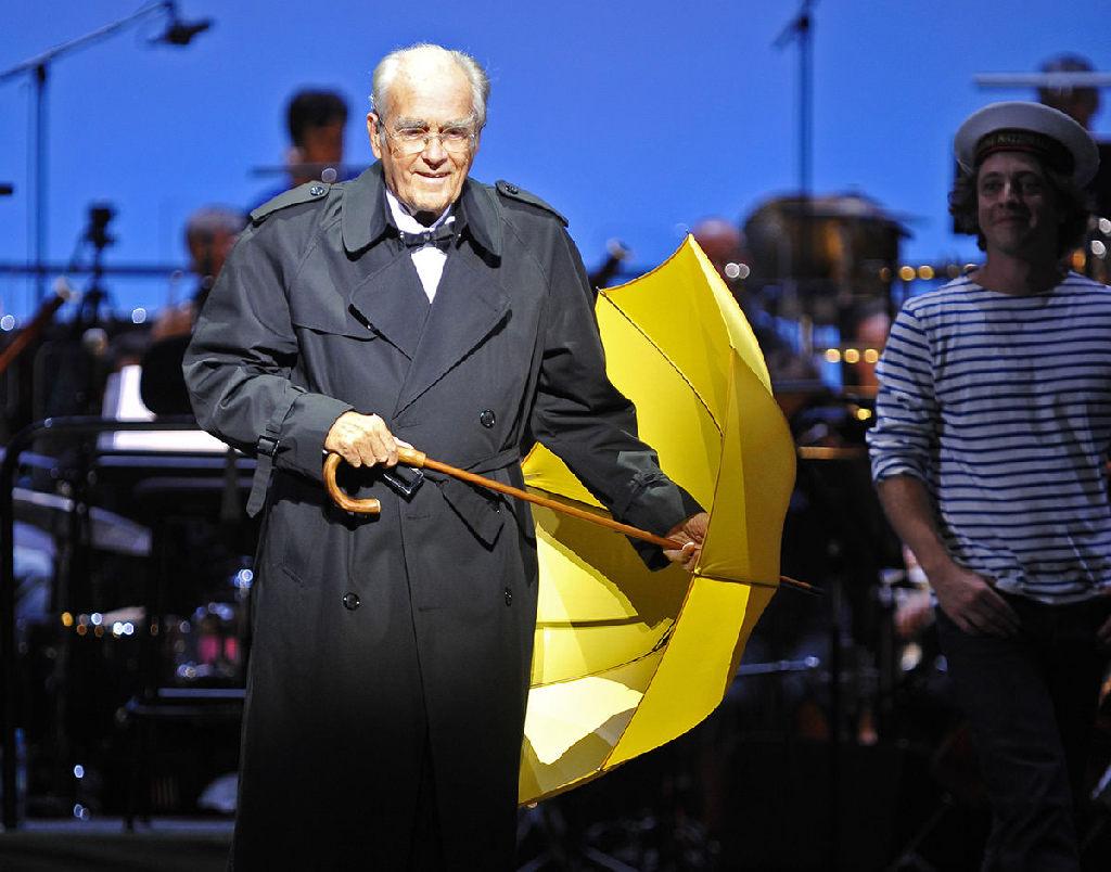 Мишель Легран, композитор, Шербурские зонтики, знаменитости умершие в 2019, фото