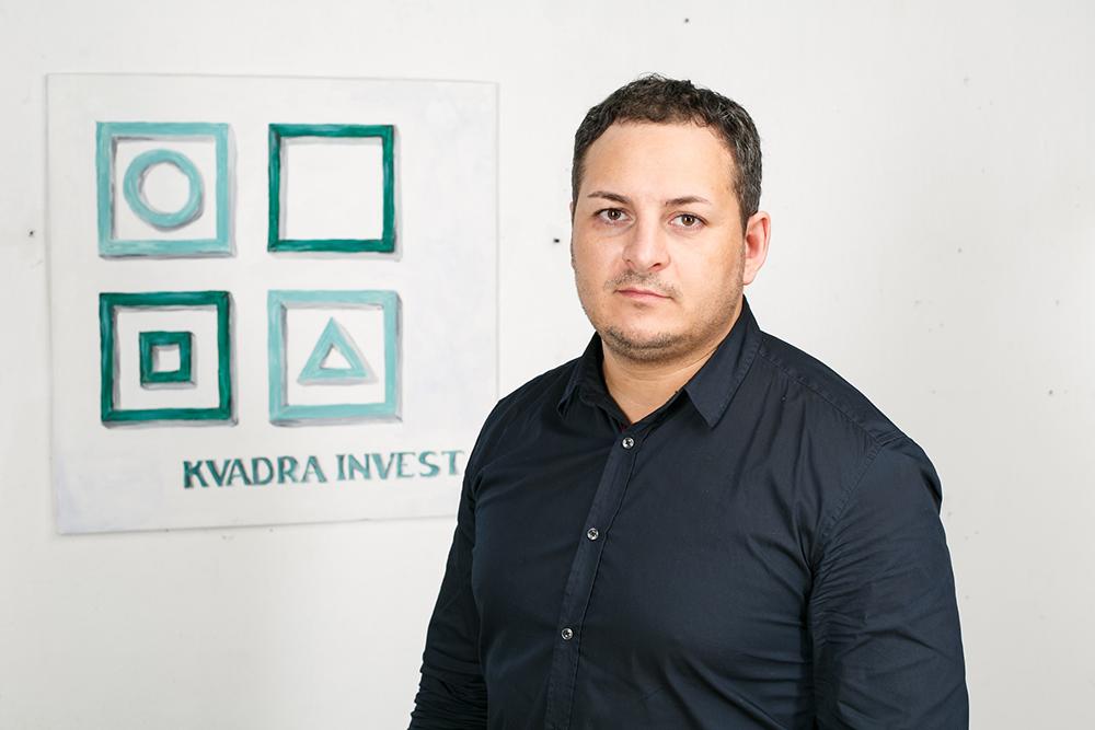 Дмитрий Варчук, основатель KVADRA INVEST: мотивация украинского предприн...