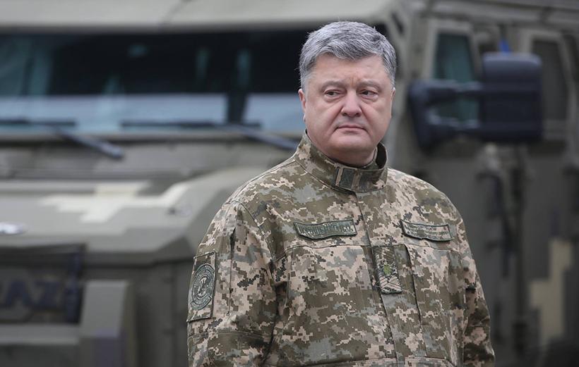 Все освобожденные из плена украинцы уже на нашей территории, - Порошенко