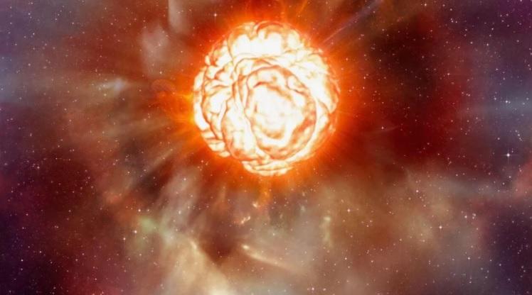 Звезда чихнула. Астрономы дали объяснение внезапному затмению Бетельгейз...