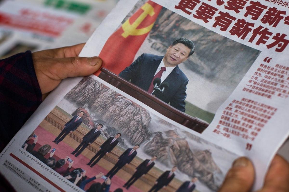 В Китае журналистов проверят на верность президенту Си Цзиньпину