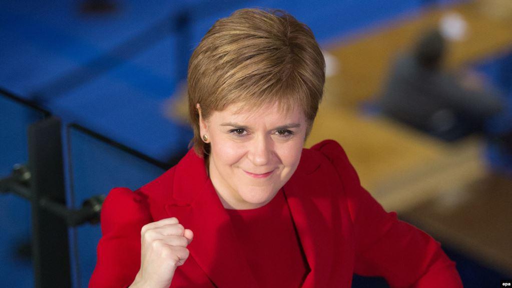 Шотландская национальная партия отказывается голосовать за сделку по Bre...