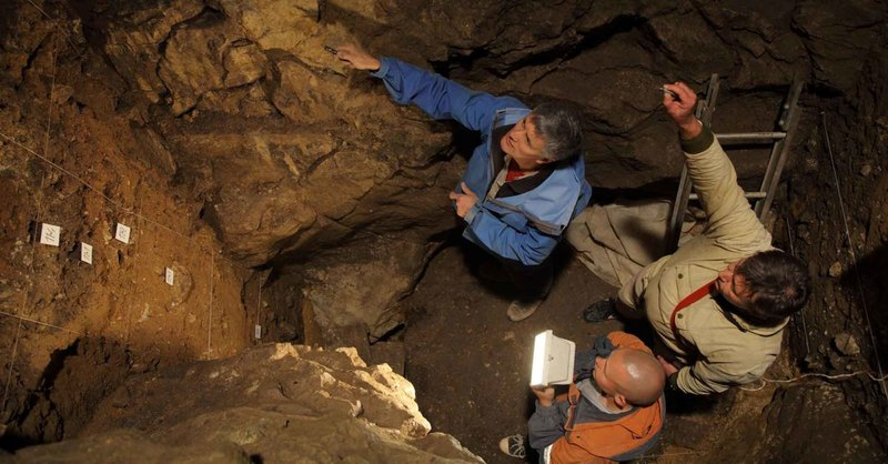 Ученые впервые нашли череп денисовского человека