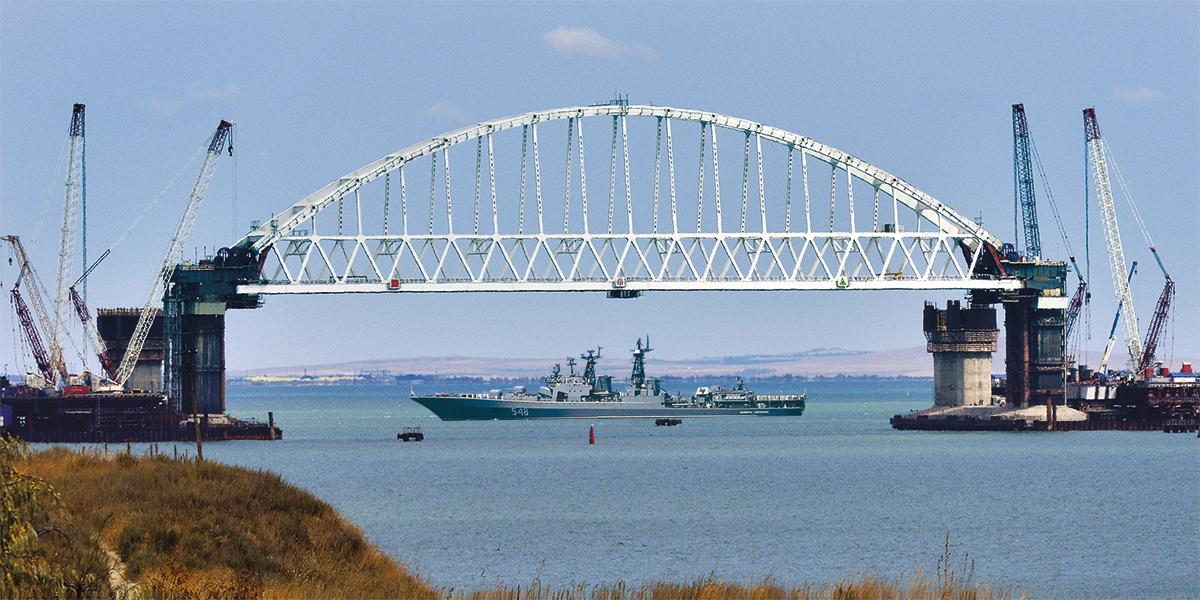 Украденное море. Какую игру затеяла Россия на Азове