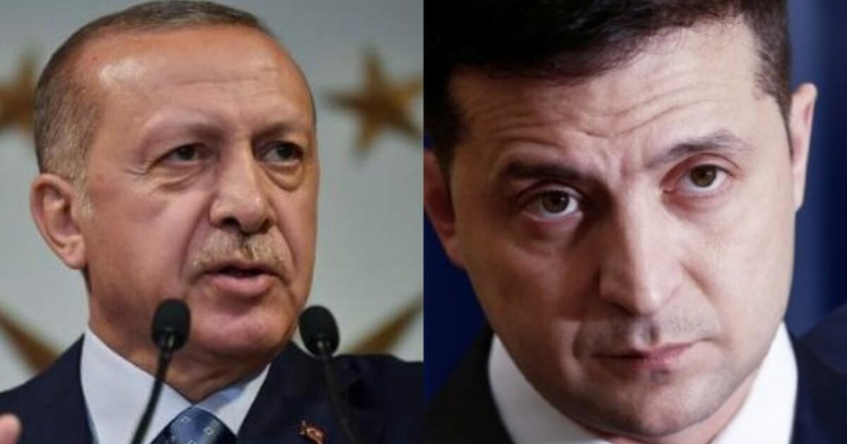 Эрдоган по телефону поздравил Зеленского с 29-й годовщиной независимости...