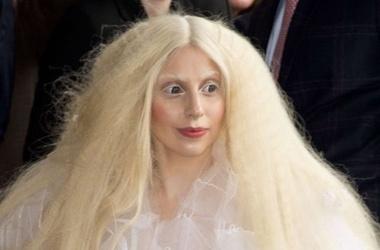 Lady Gaga назвали самой страшной знаменитостью