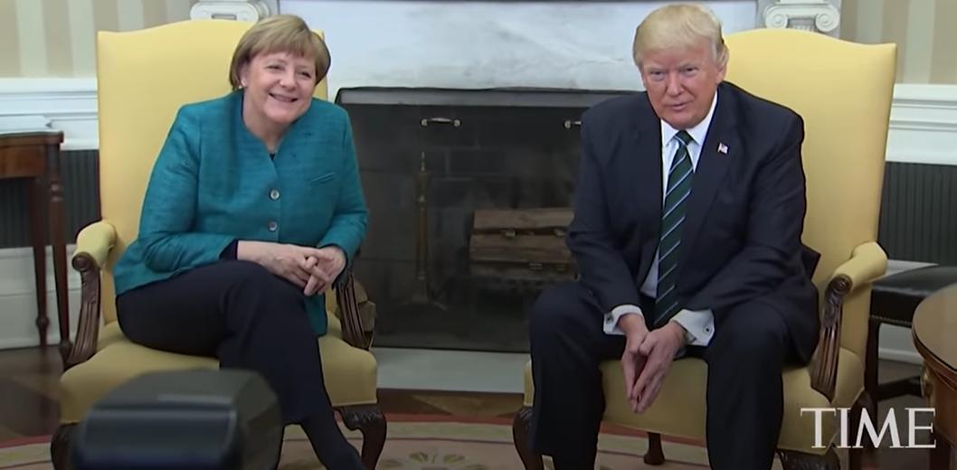 Руководство Германии имеет самый высокий рейтинг одобрения в мире, – Gal...