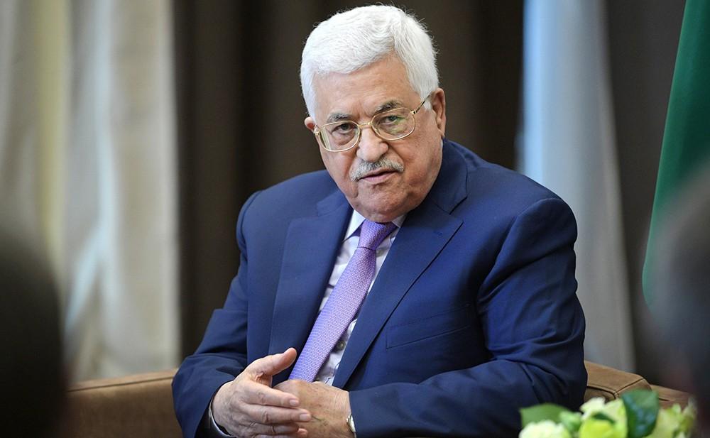 Палестинцы вышли из договоров  сСША иИзраилем