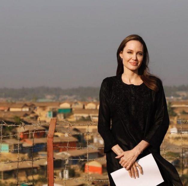 Анджелина Джоли отказывается играть в кино, - СМИ