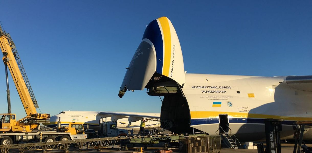 """Производство самолетов """"Руслан"""" могут запустить без российских деталей"""