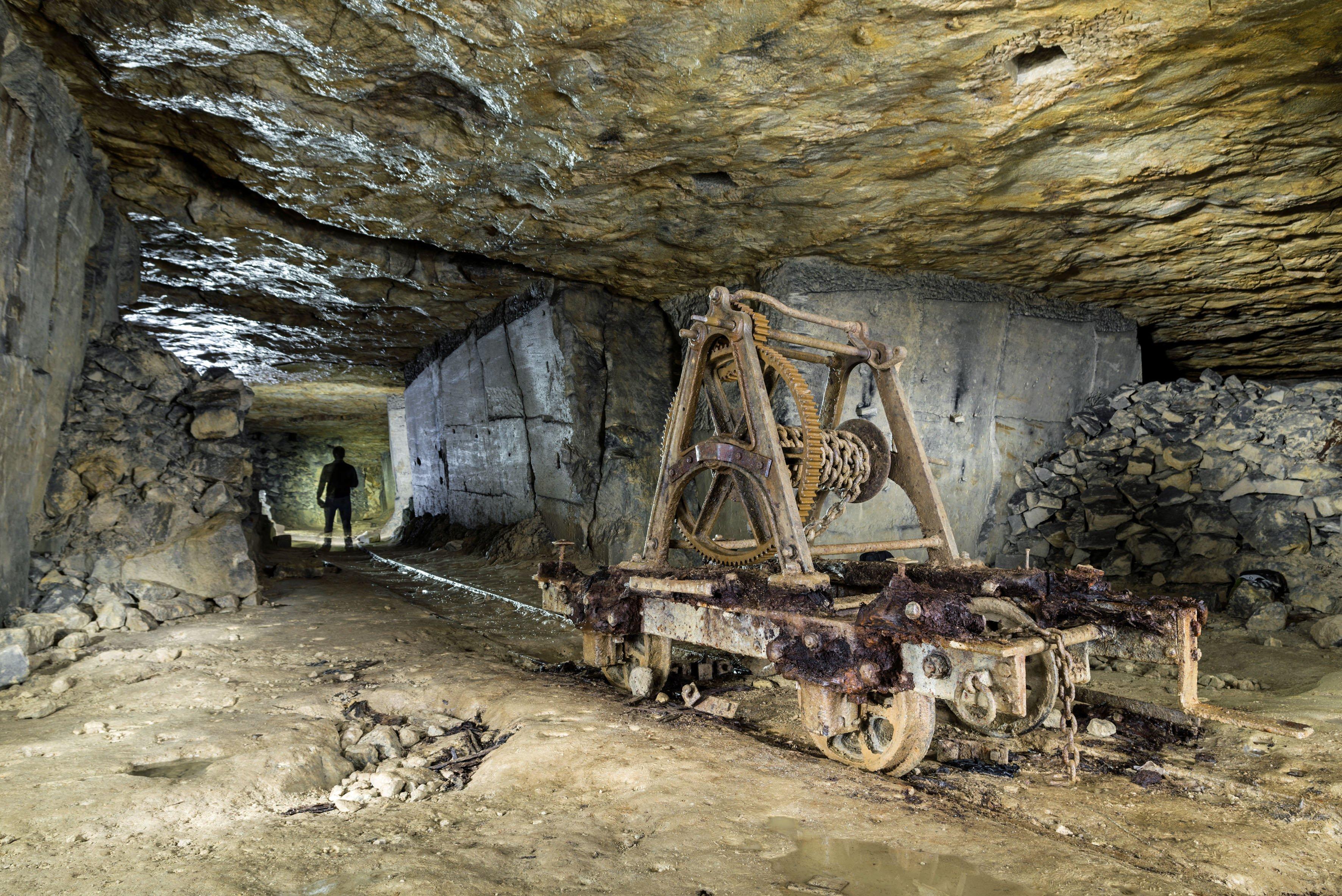 Павлоградские шахтеры находятся в тяжелом состоянии