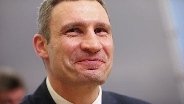 Кличко заявил, что пойдет на парламентские выборы
