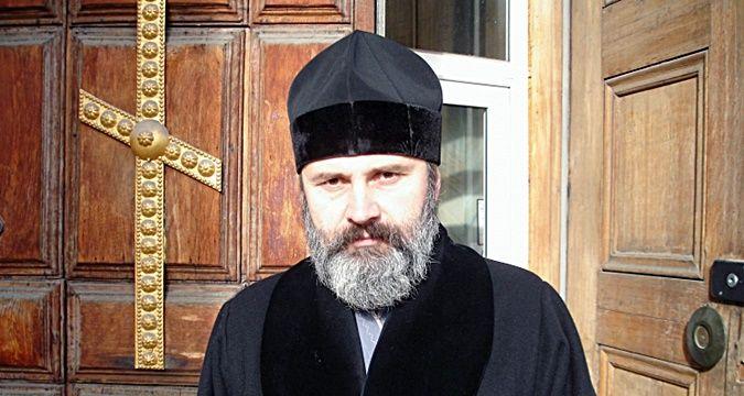 Симферопольская полиция отпустила архиепископа Климента