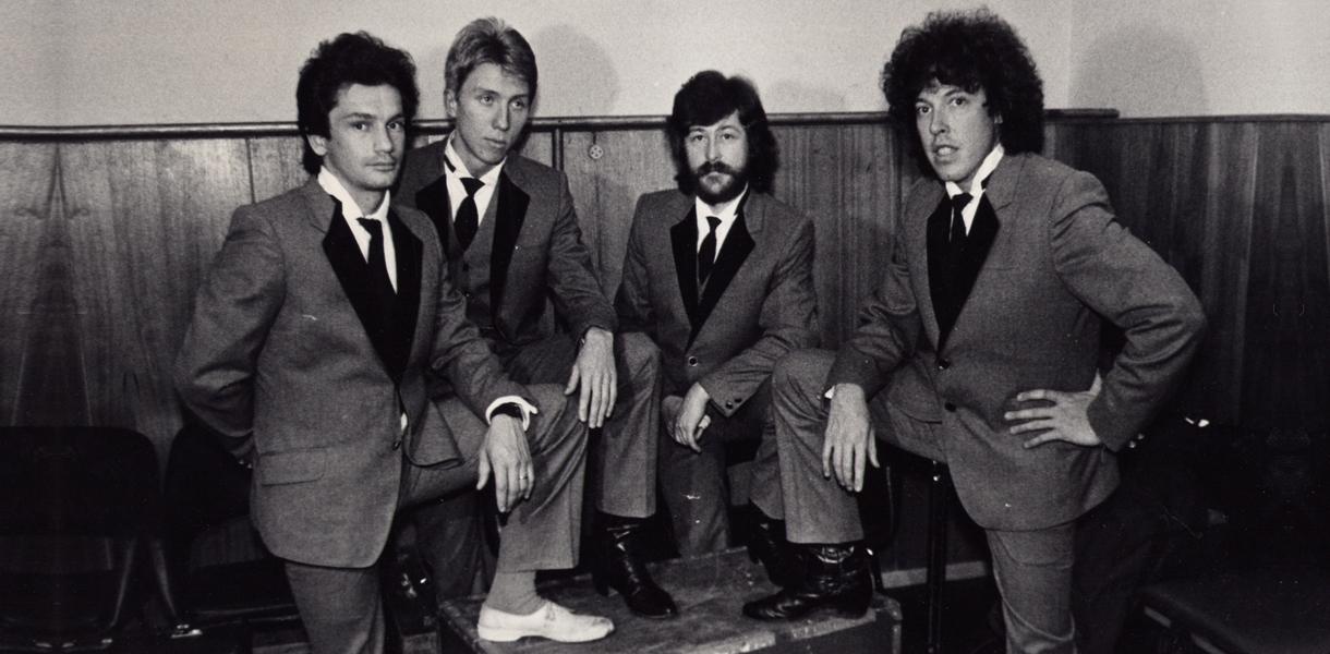 Рок-группе Машина времени исполнилось 46 лет