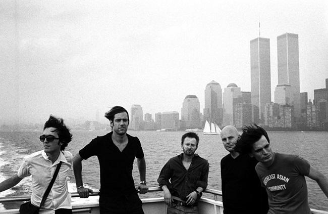 Британская группа Radiohead опубликовала неизданные записи из-за шантажа...