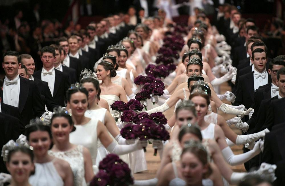 Бальная ночь: в столице Австрии прошел знаменитый Венский бал