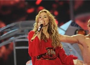Евровидение 2009: Светлана Лобода и ее адская машина