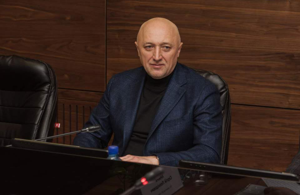 Порошенко решил уволить главу Полтавской ОГА