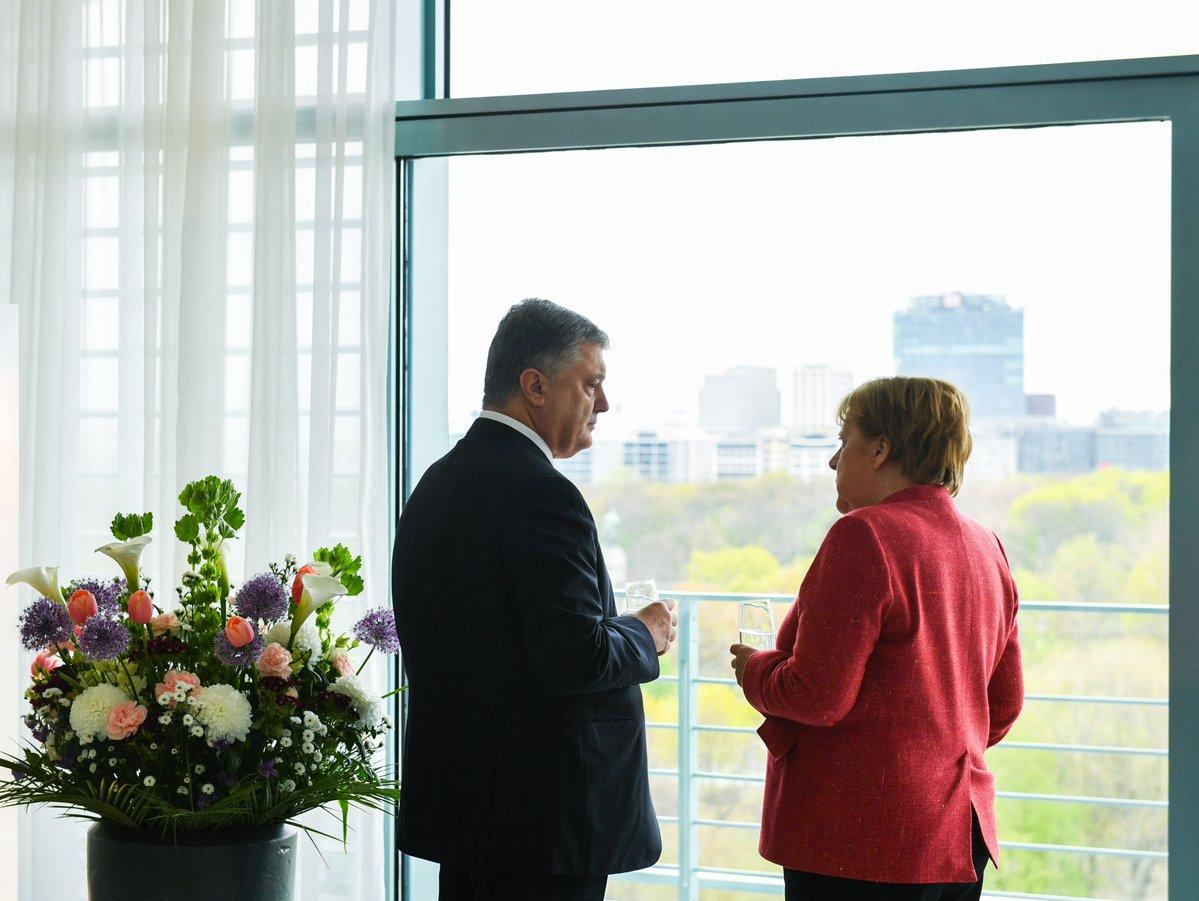 Германия выделит дополнительные 85 млн евро для востока Украины
