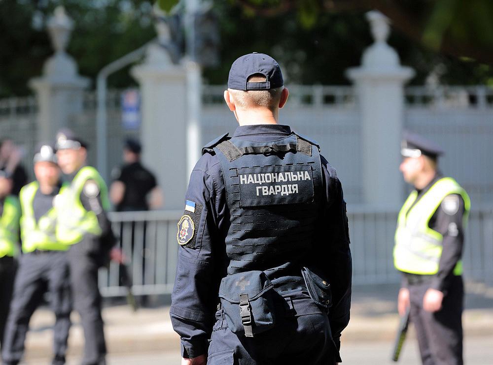 В МВД посчитали, сколько людей пришли под Раду посмотреть инаугурацию