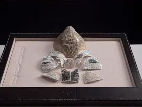 Золото 18 карат и бриллианты: в Израиле работают над созданием самой дор...