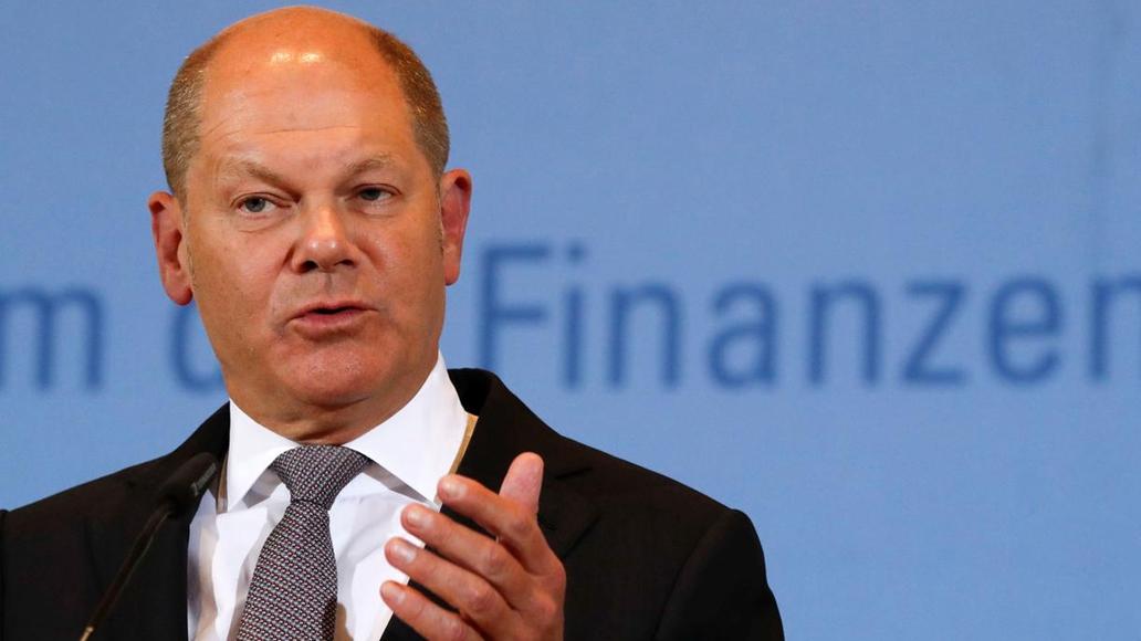 Министр финансов Германии отвергает идею безусловного базового дохода дл...