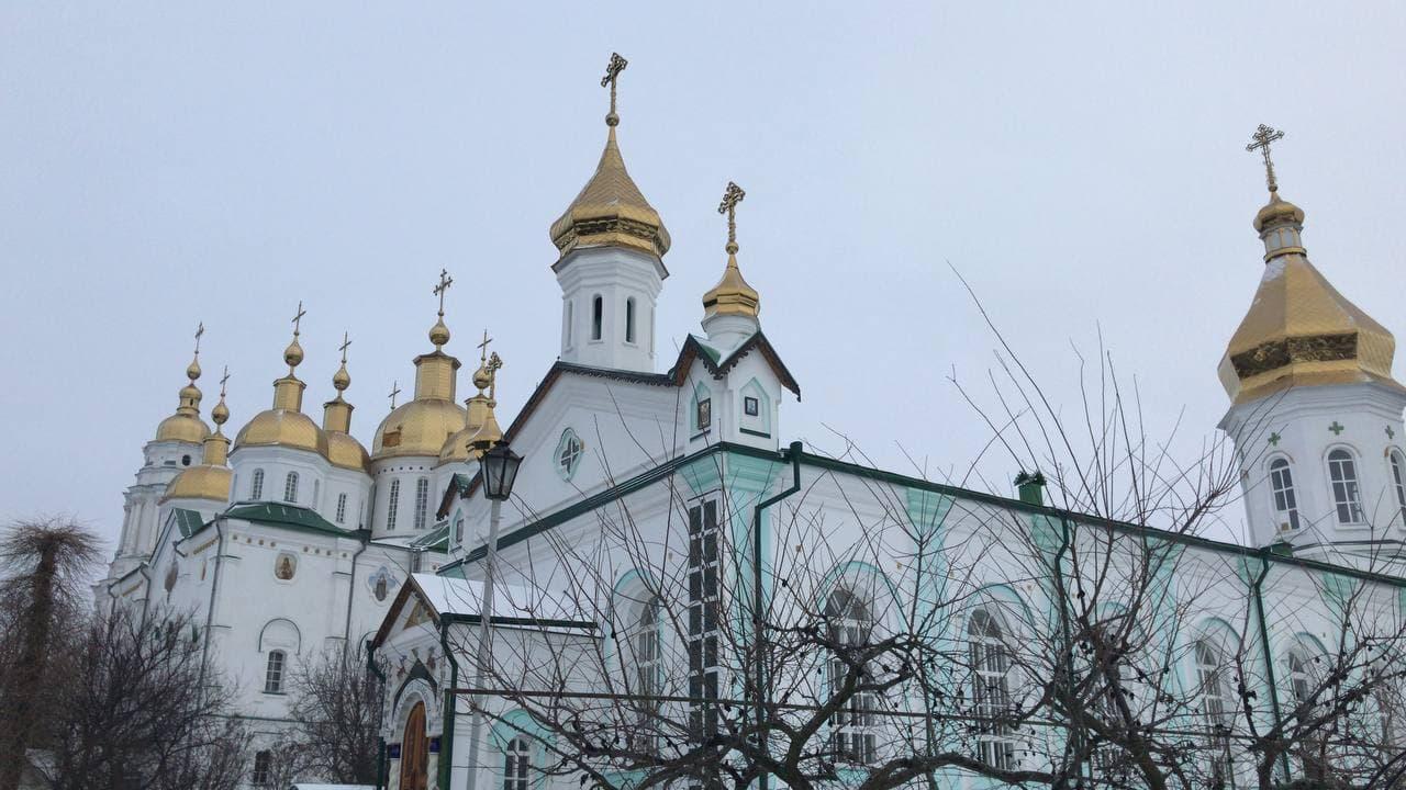 """В """"Полтавагаз"""" заявили, что священники Свято-Троицкого храма воровали газ"""