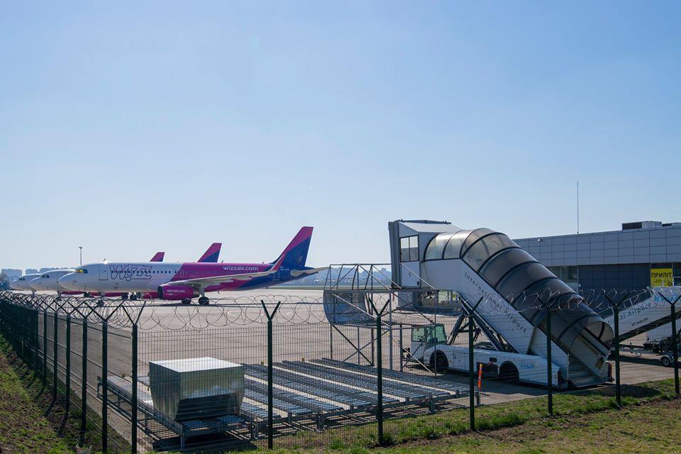 """Аэропорт """"Киев"""" с 16 июня возобновляет рейсы в ЕС"""
